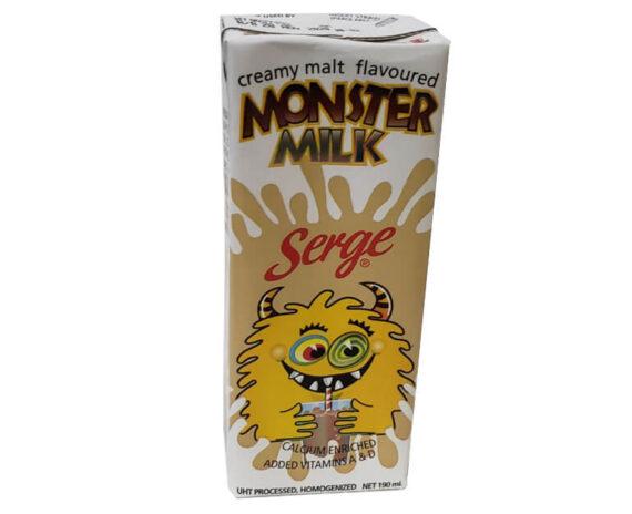 Product image of Serge Monster Milk Malt Flavor in 190ml