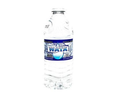 Product image of a 600ml Wata Water bottle