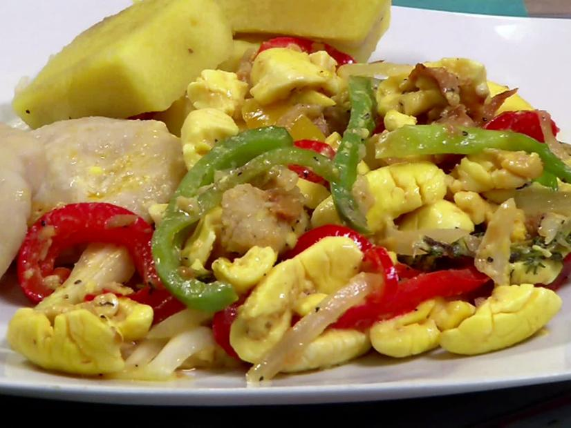 Jamaican Ackee and Saltfish