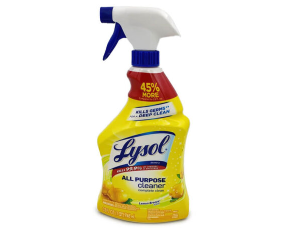 Product image of Lysol Bleach All Purpose Cleaner
